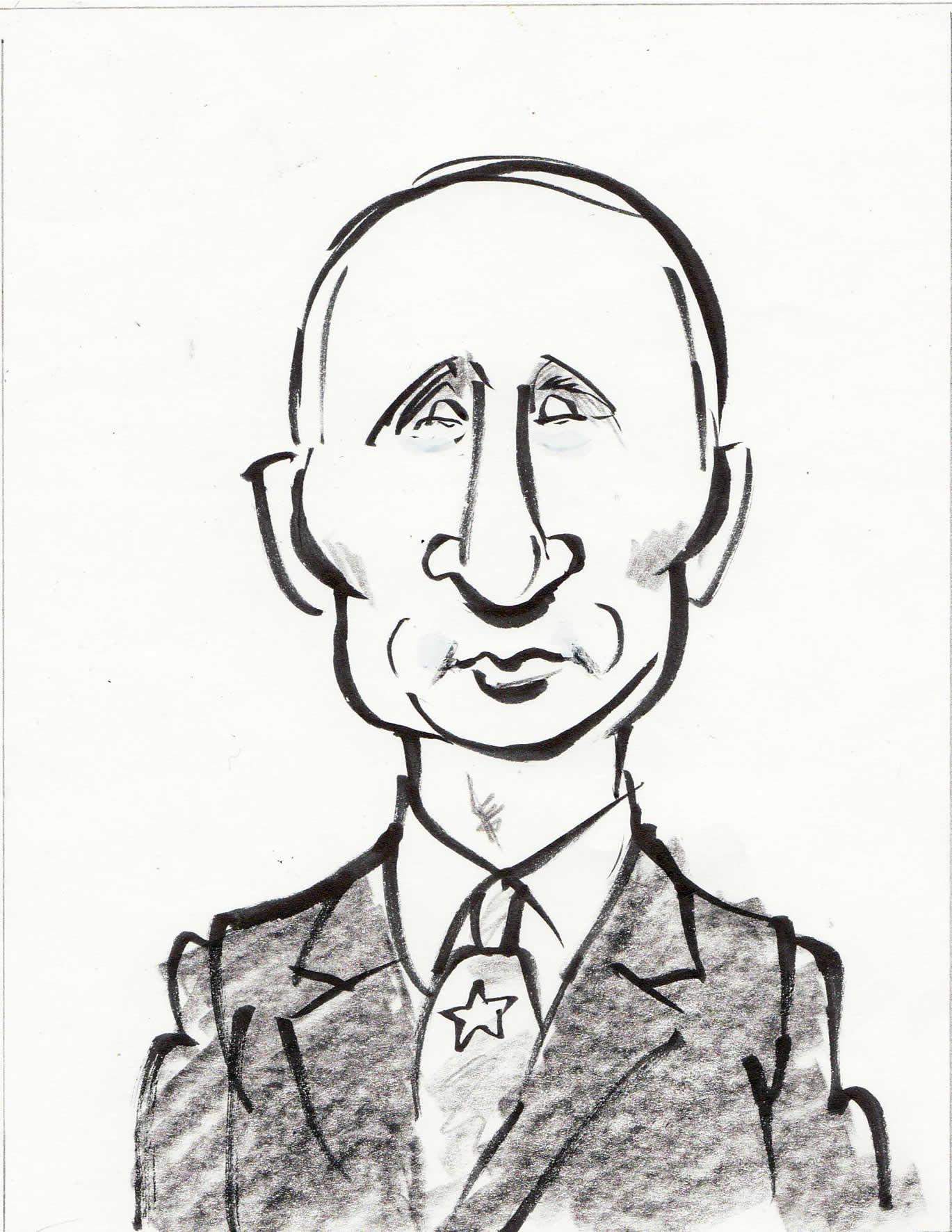 Putin ohne